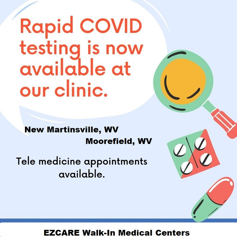 rapid covid available